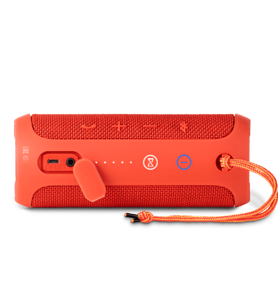 JBL Flip 3 Speaker Orange