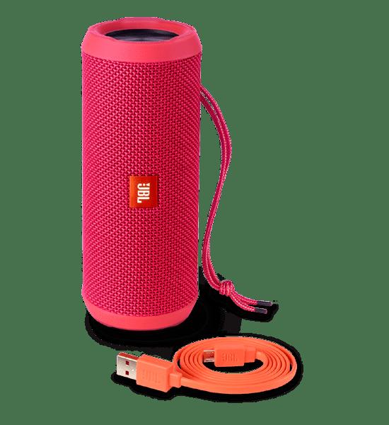 JBL Flip 3 Speaker Pink