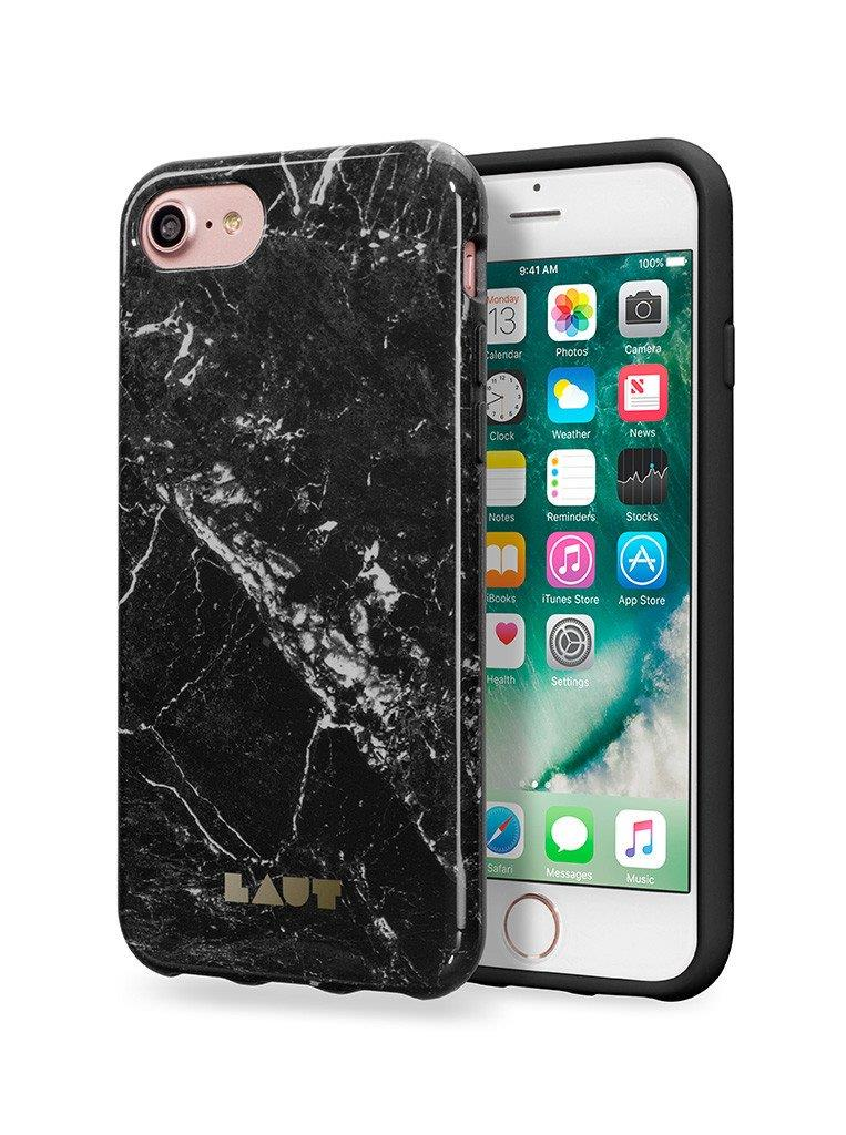 Laut Huex iPhone 7 Marble Black | Tradeline Egypt Apple