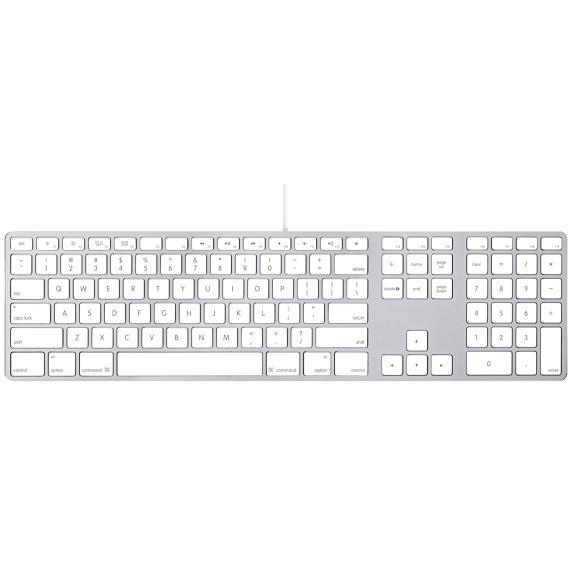 Apple Keyboard with Numeric Keypad - Arabic | Tradeline Egypt Apple