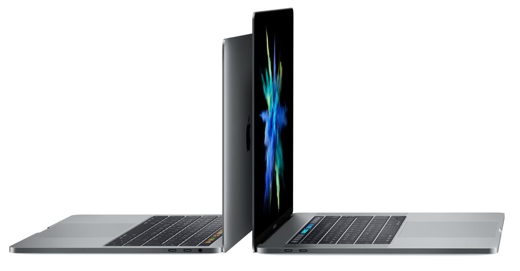 MacBook Pro 13-inch with Touch Bar: 3.1GHz dual-core Intel Core i5, 256GB - Space Grey | The brightest, most colorful Mac notebook display ever. Tradeline Apple