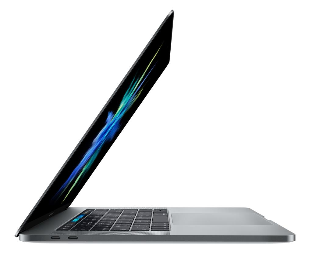 MacBook Pro 15-inch with Touch Bar: 2.6GHz quad-core Intel Core i7, 256GB - Silver | The brightest, most colorful Mac notebook display ever. Tradeline Apple