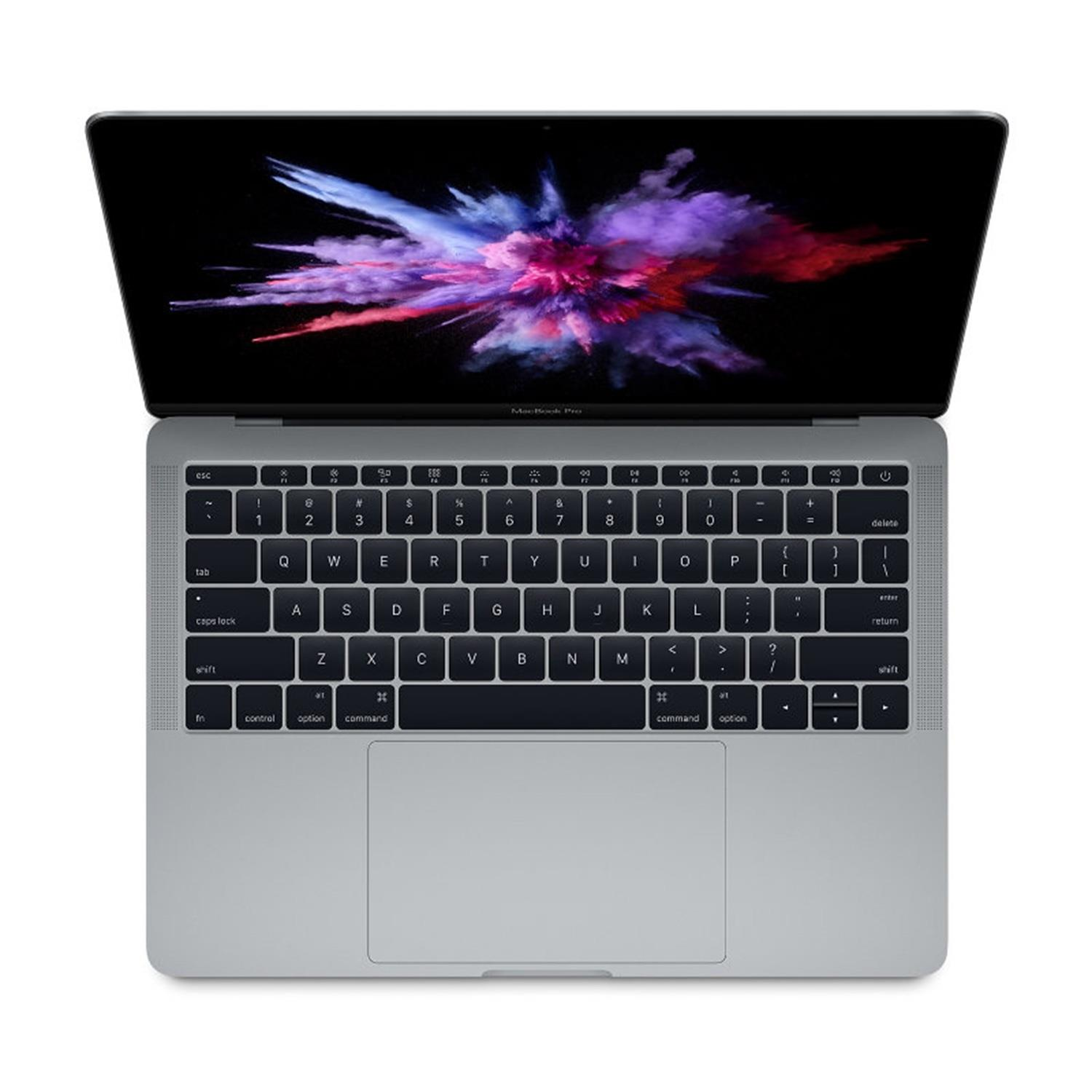 MacBook Pro 13-inch: 2.3GHz dual-core Intel Core i5, 128GB - Space Grey | Tradeline Egypt Apple