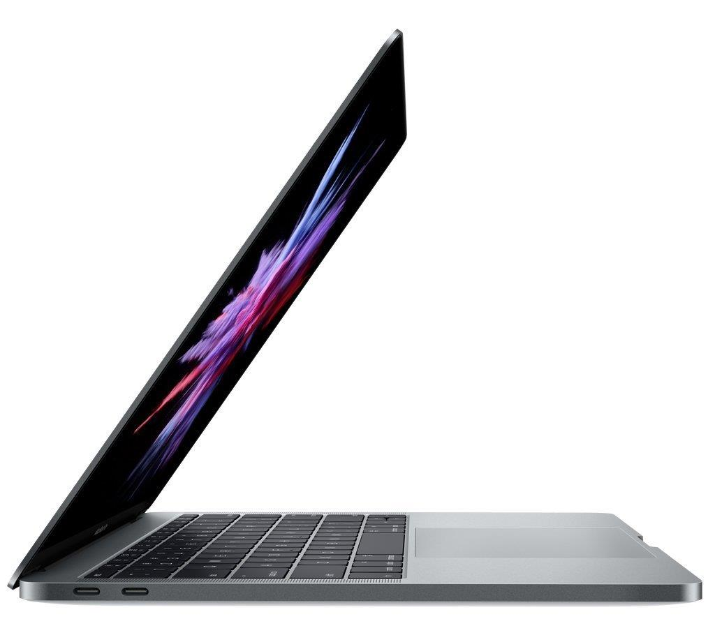 MacBook Pro 13-inch: 2.3GHz dual-core Intel Core i5, 256GB - Space Grey | Speakers that speak for themselves. Loudly. Tradeline Apple