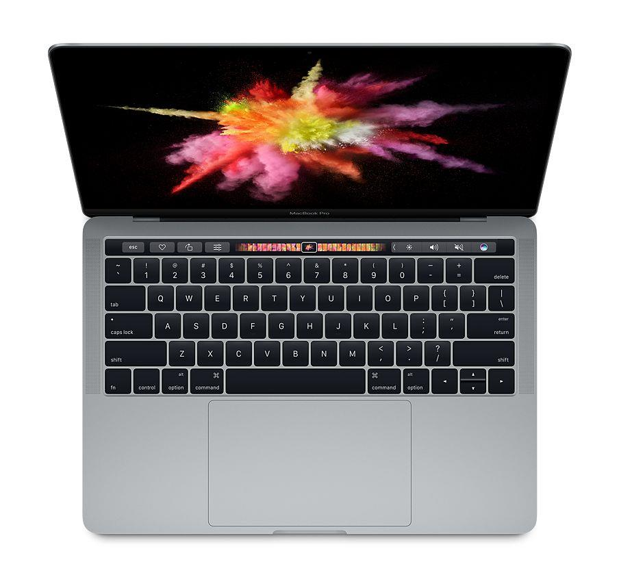 MacBook Pro 13-inch with Touch Bar: 3.1GHz dual-core Intel Core i5, 256GB - Space Grey | Tradeline Egypt Apple