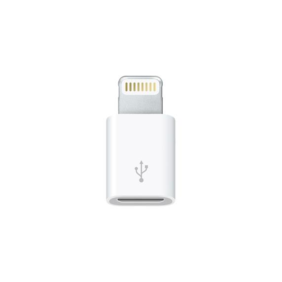 Lightning to Micro USB Adapter | Tradeline Egypt Apple