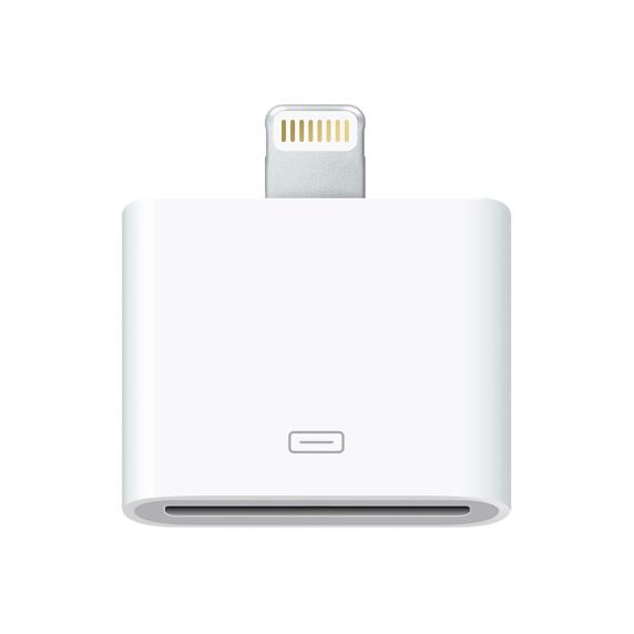 Lightning to 30-pin Adapter | Tradeline Egypt Apple