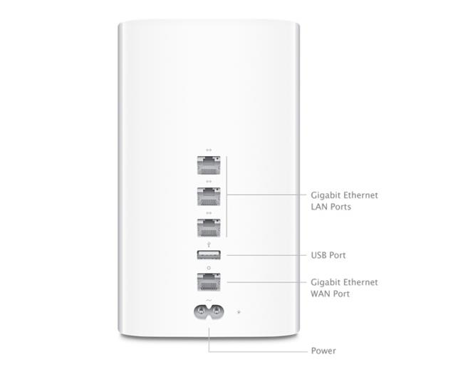 AirPort Time Capsule 802.11AC 2TB - International | AirPort Time Capsule includes a 2TB hard drive that works with T Tradeline Apple