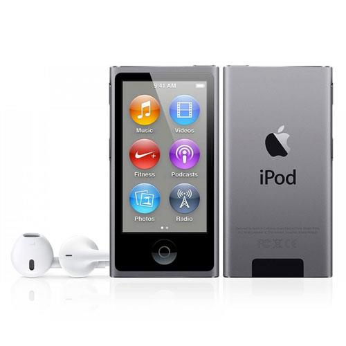 Apple iPod Nano 16GB - Space Gray | Tradeline Egypt Apple