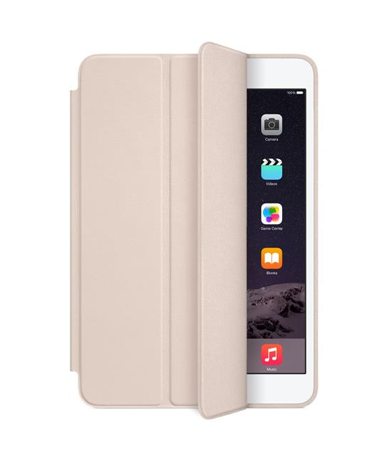 Apple iPad mini Smart Case - Leather - Soft Pink | Tradeline Egypt Apple
