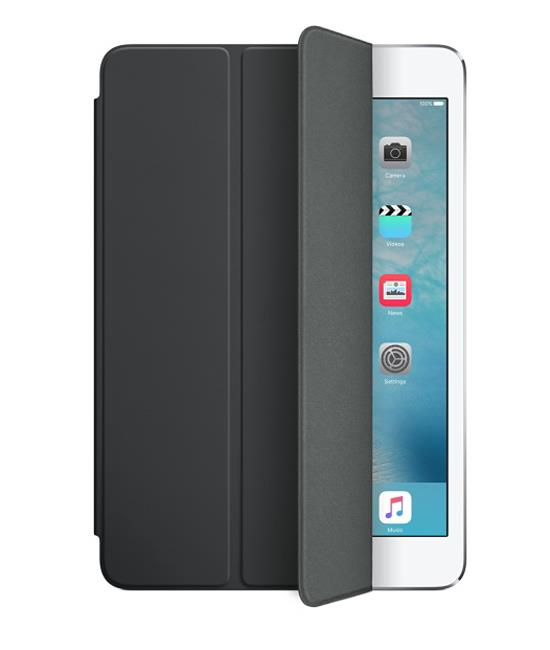 Apple iPad mini Smart Cover - Polyurethane - Black | Tradeline Egypt Apple
