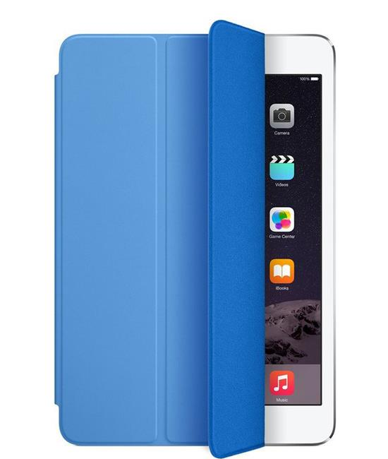 Apple iPad mini Smart Cover - Polyurethane - Blue | Tradeline Egypt Apple