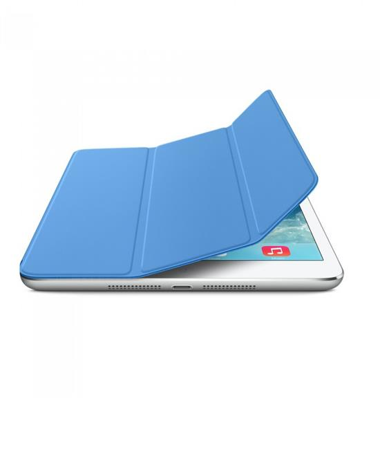 Apple iPad mini Smart Cover - Polyurethane - Blue