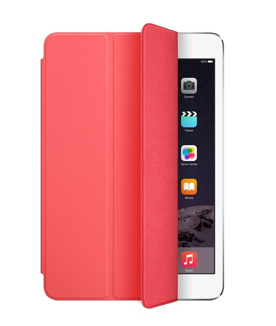 Apple iPad mini Smart Cover - Polyurethane - Pink | Tradeline Egypt Apple