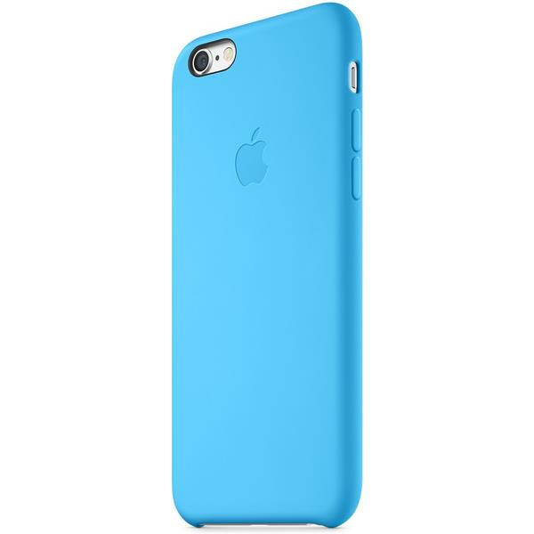 Apple iPhone 6/6s Plus Silicone Case Blue - iPhone 6s Plus 128GB Rose Gold accessory Tradeline
