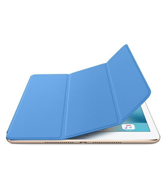 Apple iPad Air Smart Cover - Polyurethane - Blue