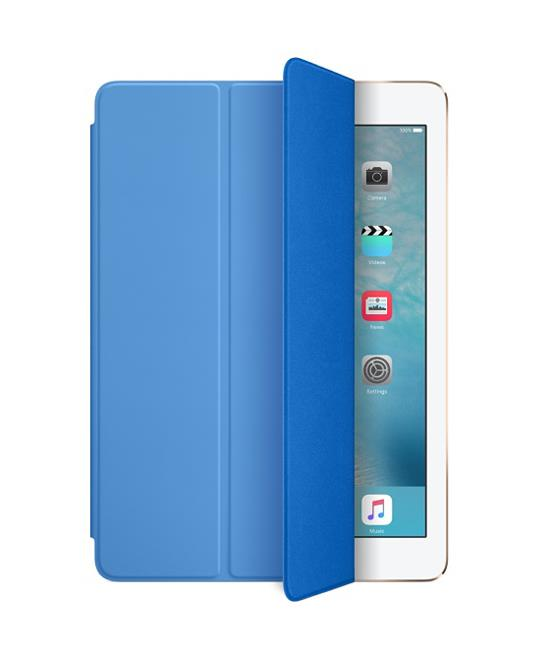 Apple iPad Air Smart Cover - Polyurethane - Blue | Tradeline Egypt Apple