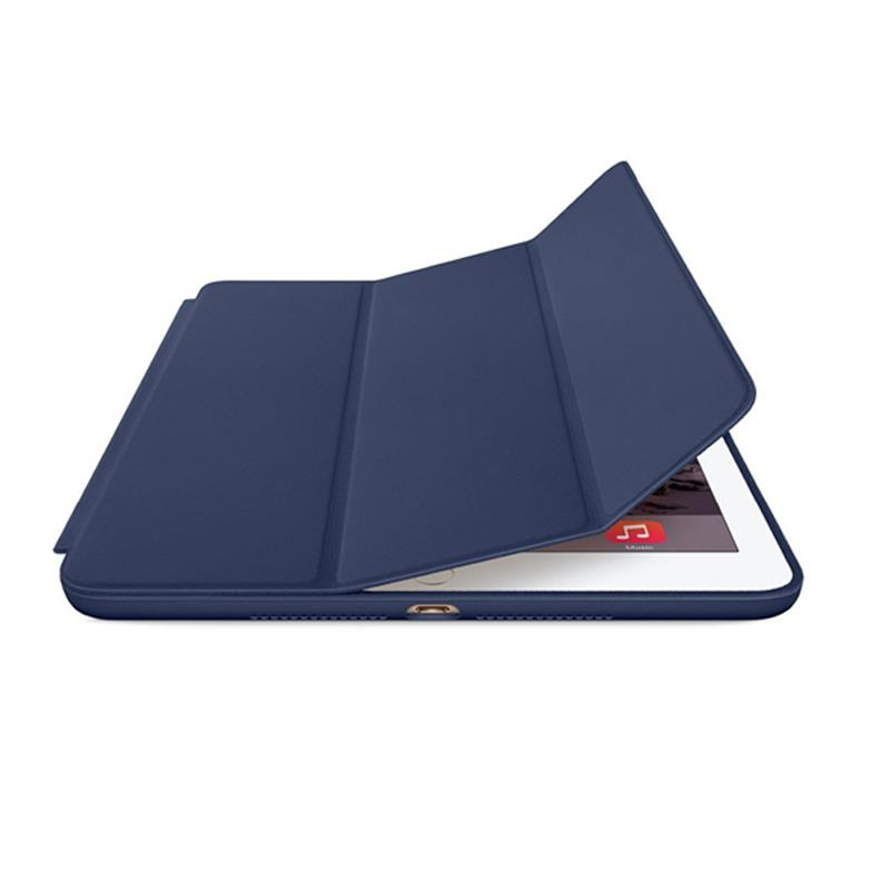 Apple iPad Air 2 Smart Case - Leather - Midnight Blue
