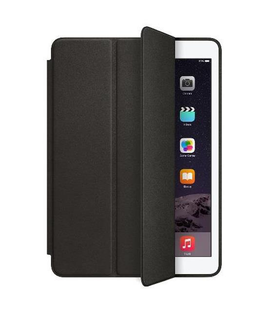 Apple iPad Air 2 Smart Case - Leather - Black | Tradeline Egypt Apple