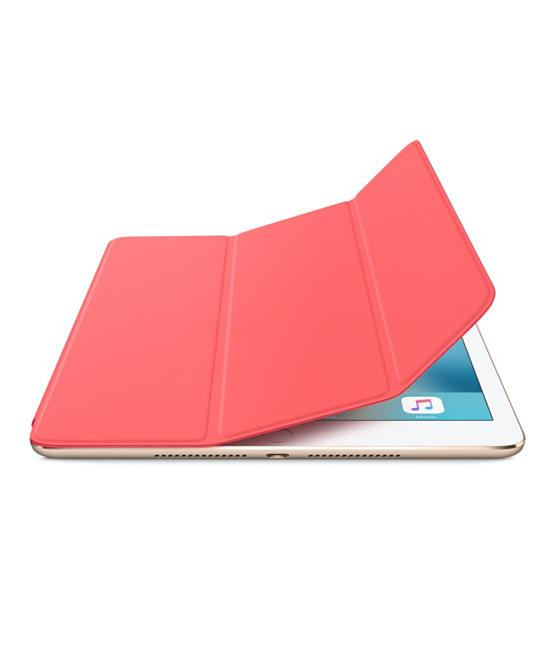 Apple iPad Air Smart Cover - Polyurethane - Pink