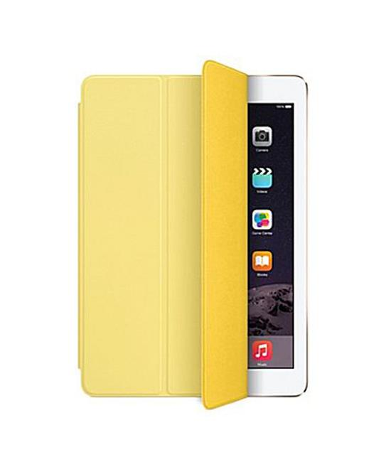 Apple iPad Air Smart Cover - Polyurethane - Yellow | Tradeline Egypt Apple