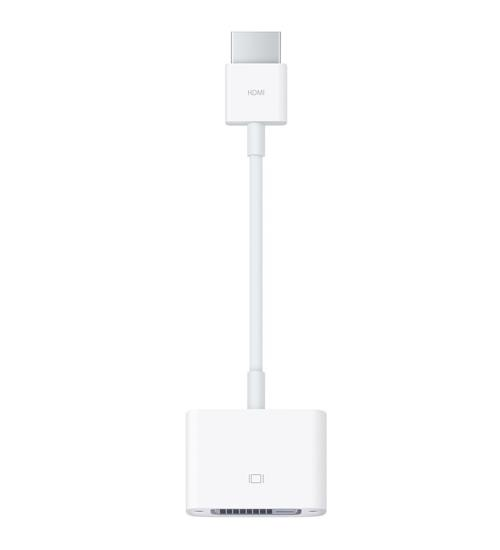 HDMI to DVI Adapter Cable | Tradeline Egypt Apple