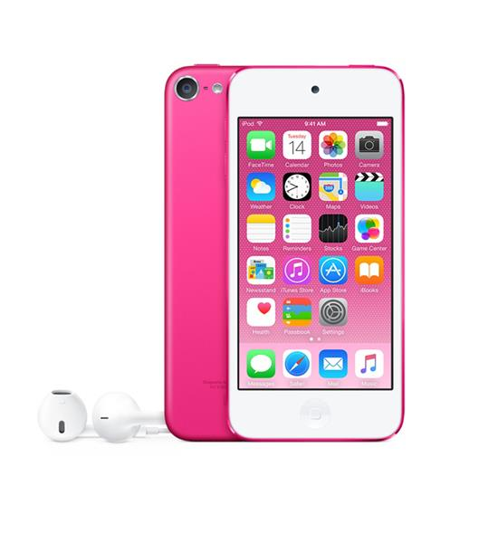 Apple iPod Touch 16GB - Pink