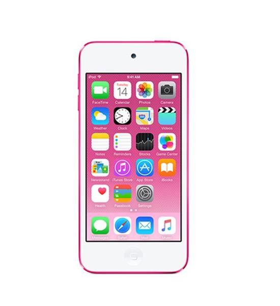 Apple iPod Touch 16GB - Pink | Display, Input and Output Tradeline Apple