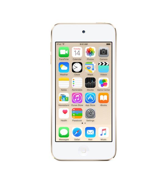 Apple iPod Touch 16GB - Gold | Tradeline Egypt Apple