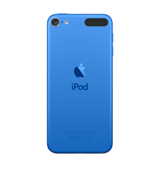 Apple iPod Touch 16GB - Blue | Camera, Photos, Video and Power and Battery Tradeline Apple