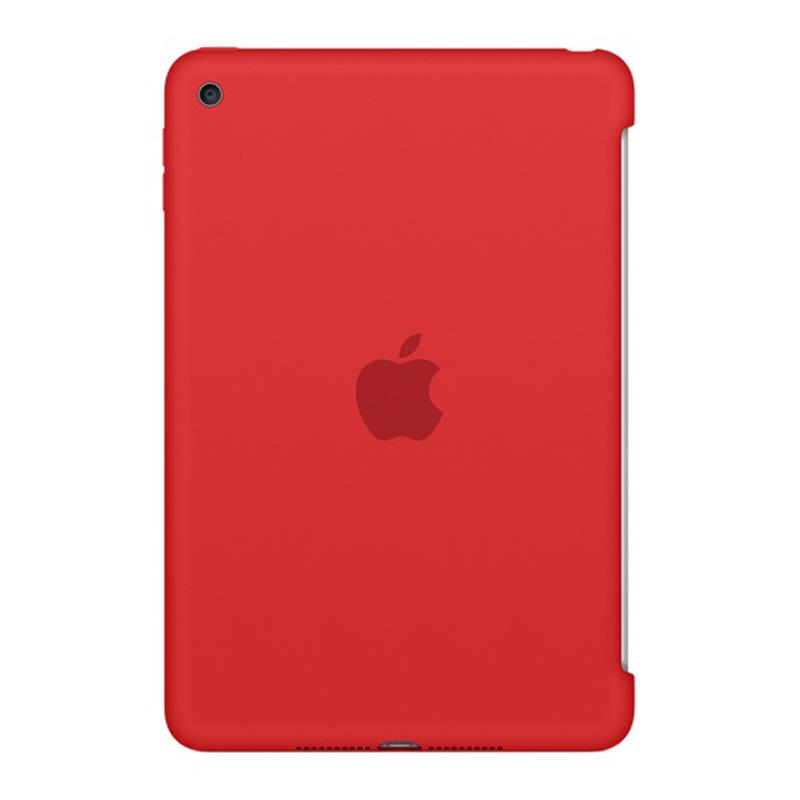 Apple iPad mini 4 Silicone Case - Red | Tradeline Egypt Apple