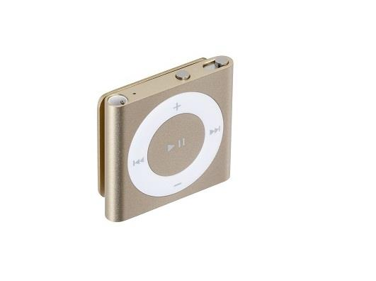Apple iPod Shuffle 2GB - Gold | System requirements Tradeline Apple