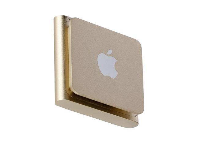Apple iPod Shuffle 2GB - Gold | Audio Playback Tradeline Apple