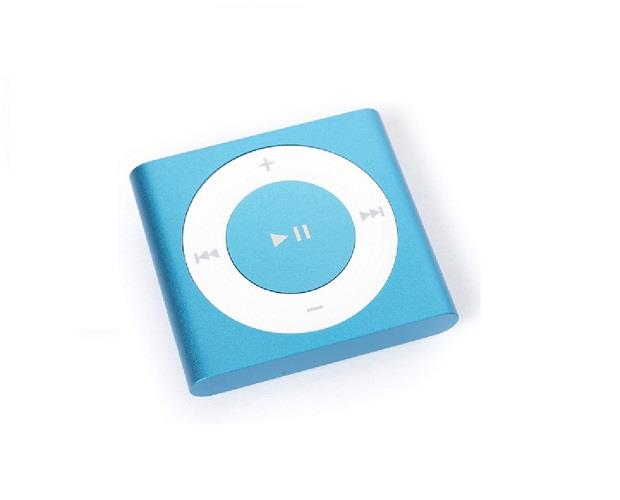 Apple iPod Shuffle 2GB - Blue | System requirements Tradeline Apple