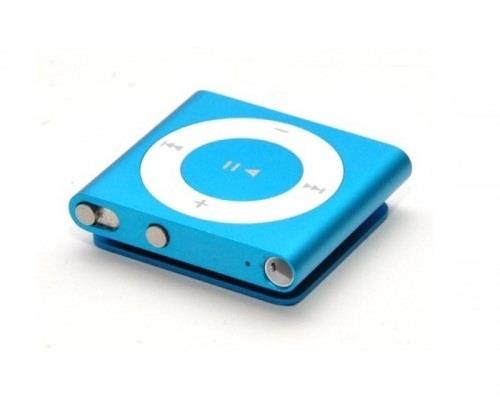 Apple iPod Shuffle 2GB - Blue | Audio Playback Tradeline Apple