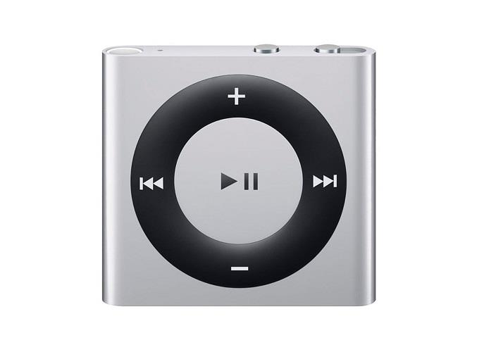Apple iPod Shuffle 2GB - Silver | Buttons and VoiceOver Tradeline Apple