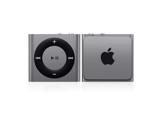 Apple iPod Shuffle 2GB - Space Gray | System requirements Tradeline Apple