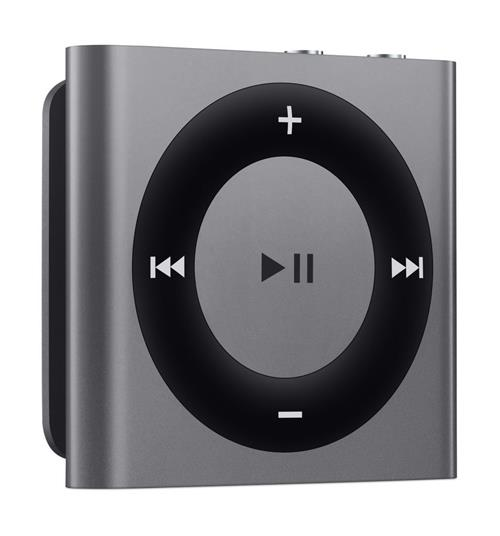 Apple iPod Shuffle 2GB - Space Gray | Buttons and VoiceOver Tradeline Apple