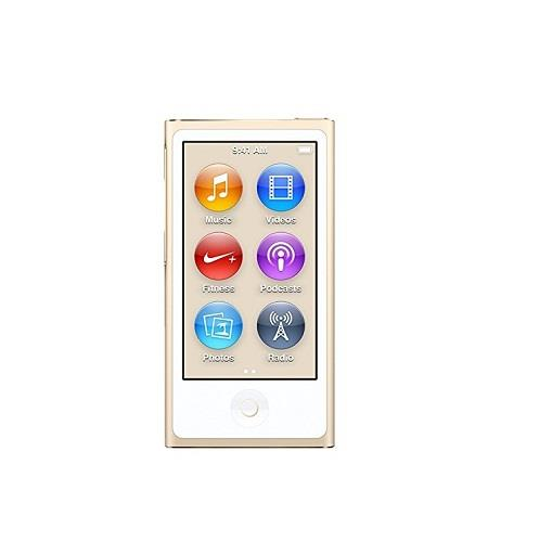 Apple iPod nano 16GB - Gold | Get in touch with your music Tradeline Apple