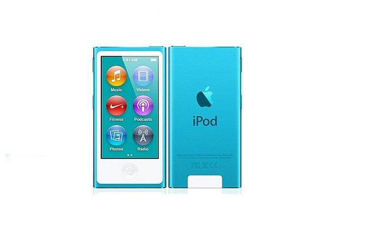 Apple iPod Nano 16GB - Blue | Your own personal DJ Tradeline Apple