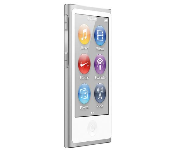 Apple iPod Nano 16GB - Silver | Your own personal DJ Tradeline Apple
