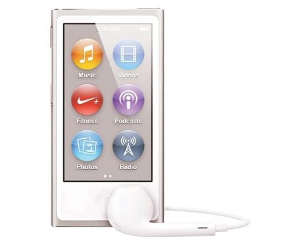 Apple iPod Nano 16GB - Silver | Get in touch with your music Tradeline Apple