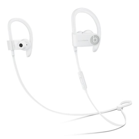 Powerbeats3 Wireless Earphones - White | Tradeline Egypt Apple