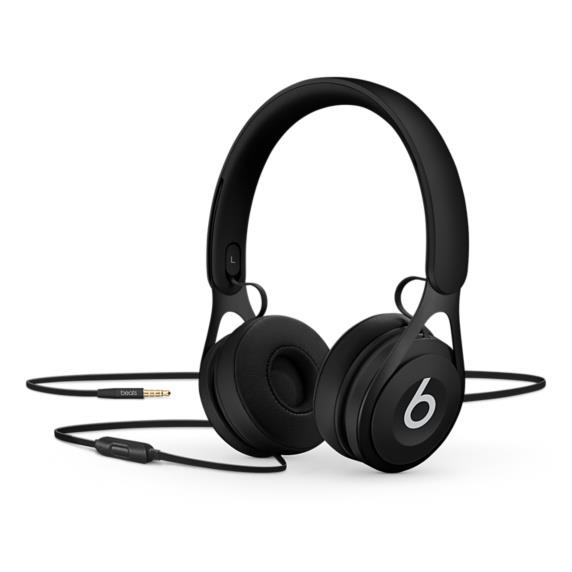 Beats EP On-Ear Headphones - Black | Tradeline Egypt Apple