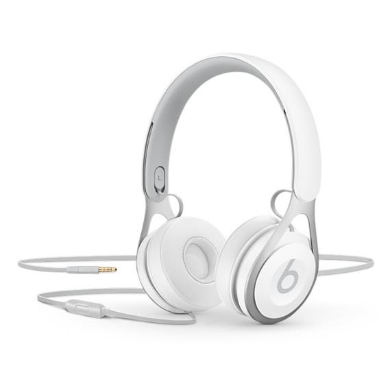 Beats EP On-Ear Headphones - White | Tradeline Egypt Apple