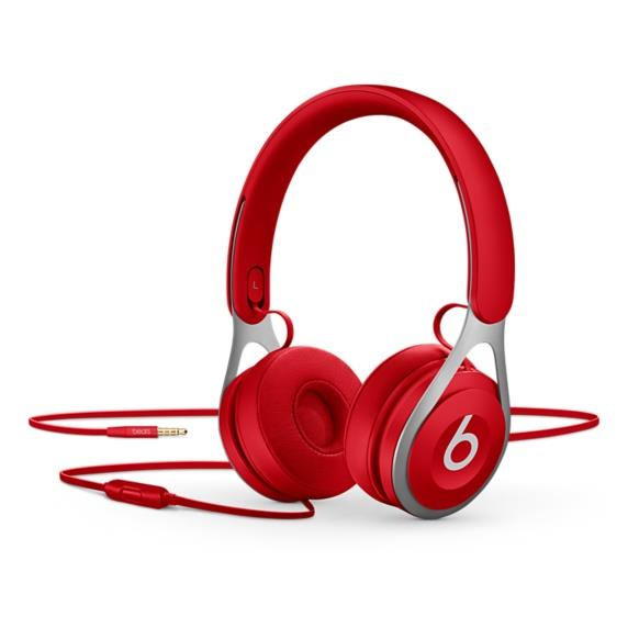 Beats EP On-Ear Headphones - Red | Tradeline Egypt Apple