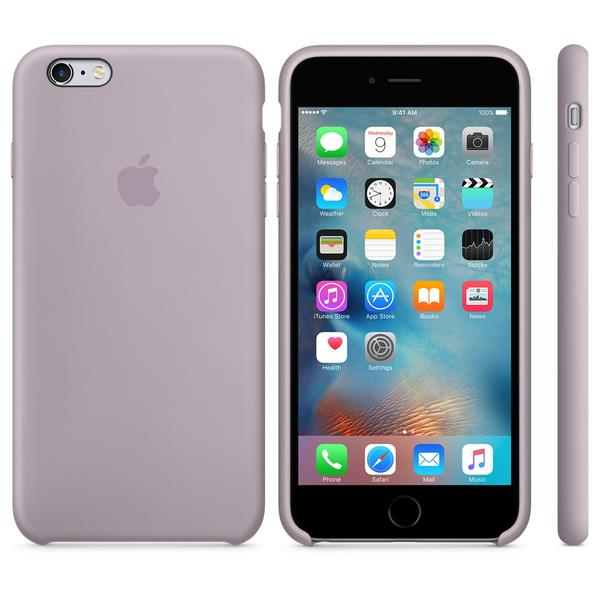 Apple iPhone 6/6s Silicone Case Lavender