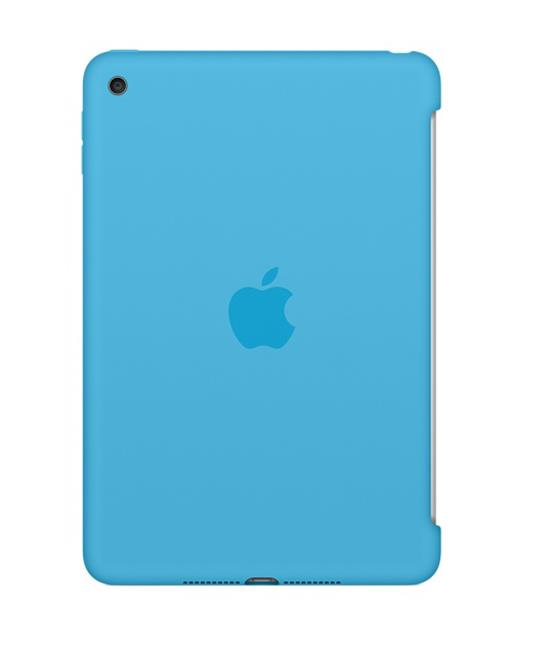 Apple iPad mini 4 Silicone Case - Blue | Tradeline Egypt Apple