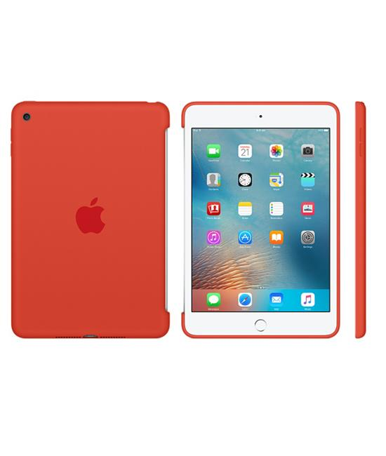 Apple iPad mini 4 Silicone Case - Orange