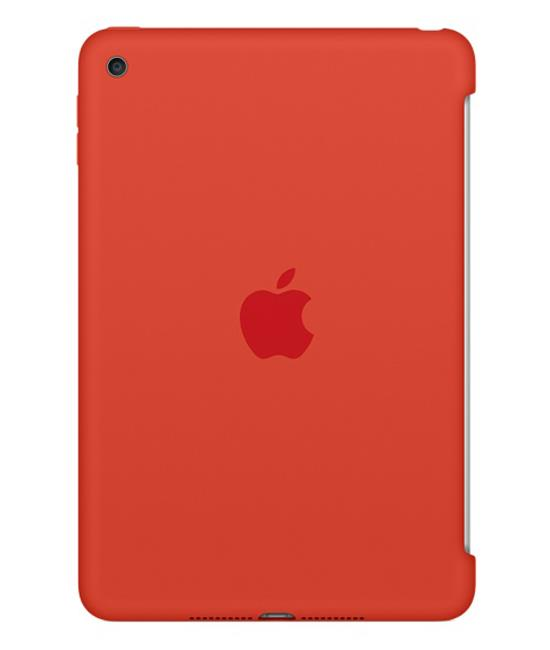 Apple iPad mini 4 Silicone Case - Orange | Tradeline Egypt Apple
